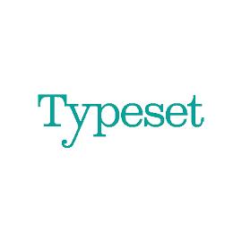Typeset