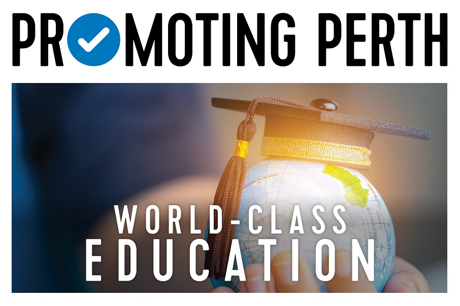 Promoting Perth: World-class education