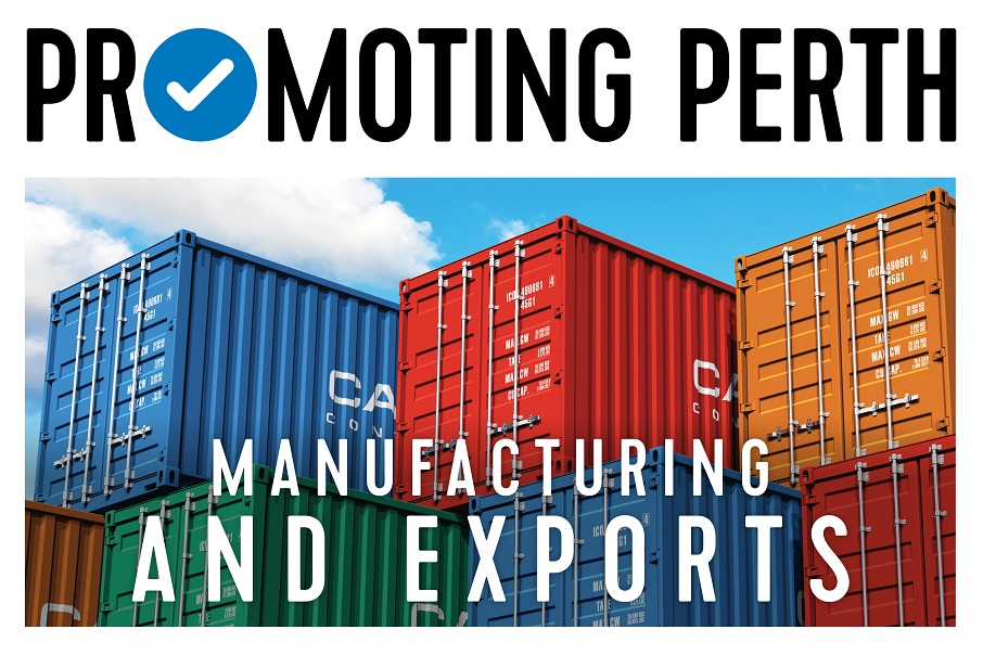 Promoting Perth: Manufacturing and exports