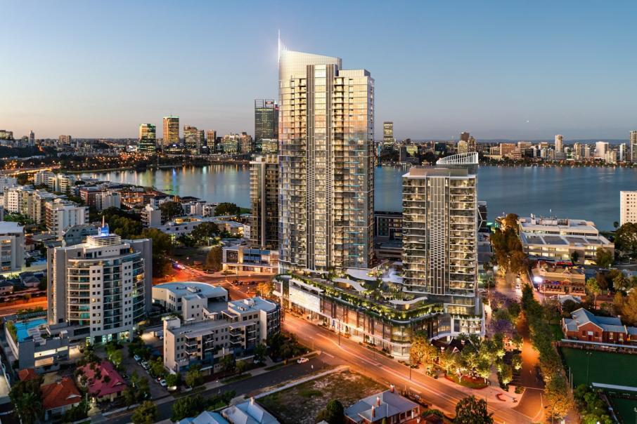 Apartment developers 2020