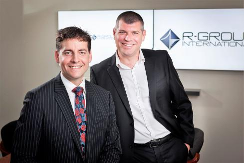 R-Group wins work with Vic govt