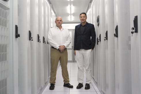 Data centres target top tier