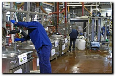 Low cost pilot plant to produce battery grade Lithium chemicals