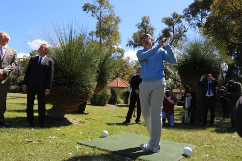 New golf concept to leverage tourist growth