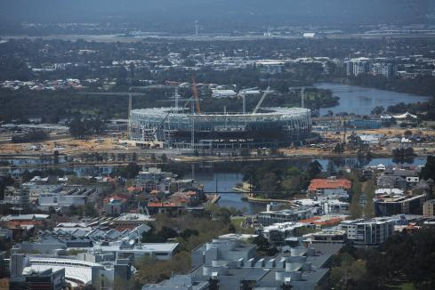 Investment drop hits construction