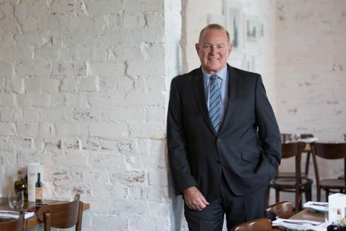CEO lunch with Rod Jones