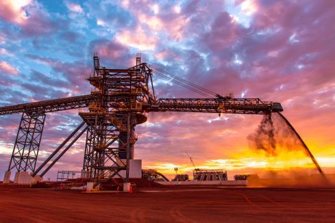 Lower ore prices push Hancock profits down 33%