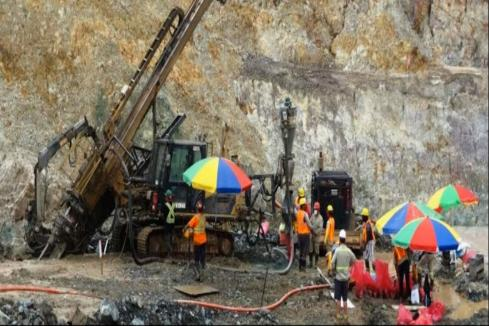 Troy's Karouni mine back on track in South America