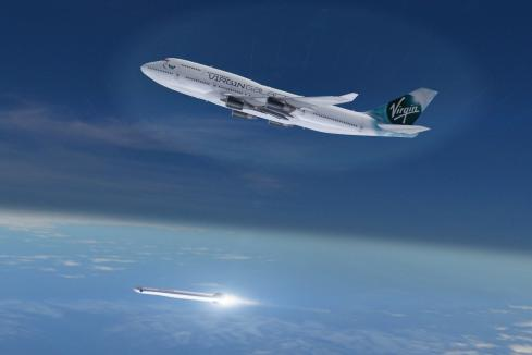 Sky and Space Global nano-satellites to hitch a ride with Virgin Galactic