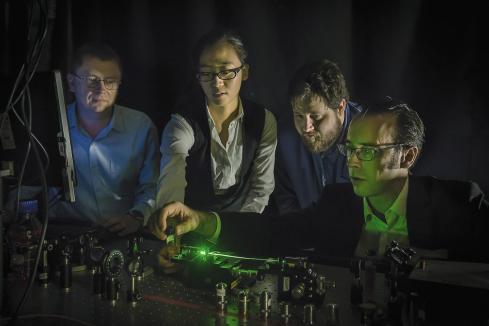 Needle lights  new era of  microscopic  surgery