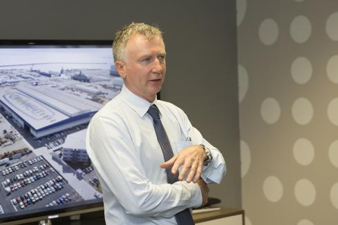 Perth office for German shipbuilder