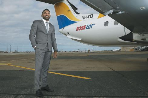 Rossair refines flight plan