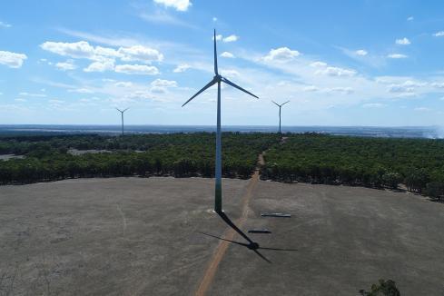 AER to build solar, wind farm for GMA Garnet
