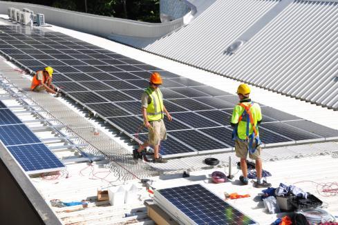 Commercial solar momentum builds