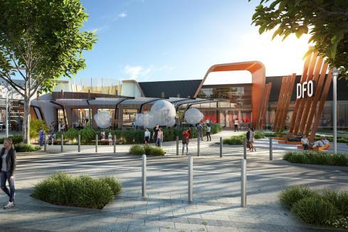 $150 million DFO Perth project under way