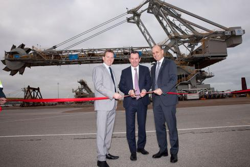 Boost for local steel industry