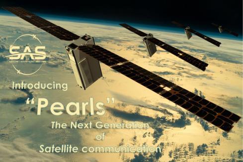 Sky & Space unveil next-gen nano-satellite
