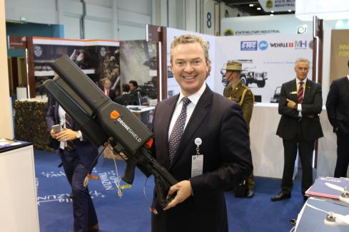 DroneShield set to fly in anti-drone market