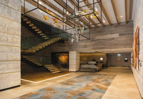 Hospitality a key ingredient at new InterContinental