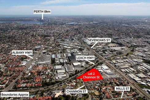 Bentley, Gnangara industrial lots for sale