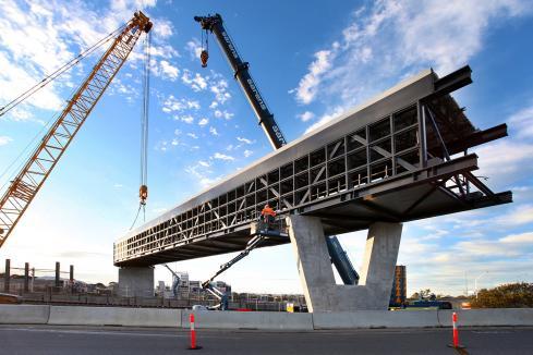 Cautious optimism on civil construction