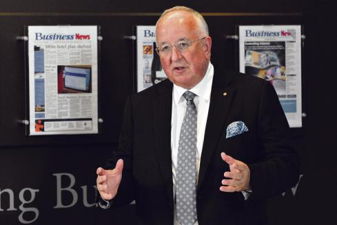 Walsh to chair RFDS