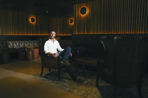 New city bar grounded in history