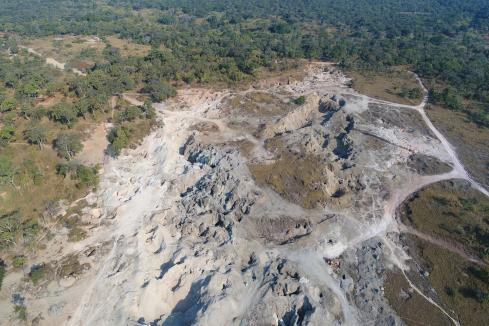 Nzuri brings Chinese cobalt giant to its register