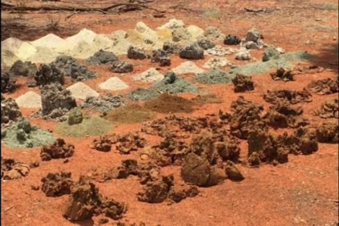 Host rocks similar to Nova say Legend