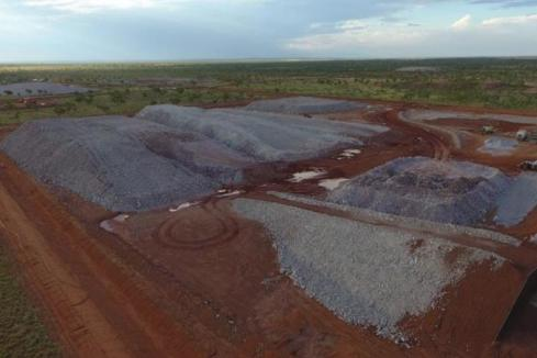 Northern Minerals stockpile 3 years of ore at Browns Range