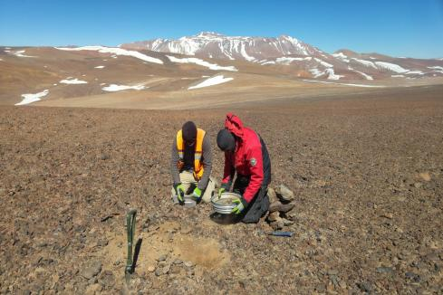 Emu to test tantalising gold system theory in Chile