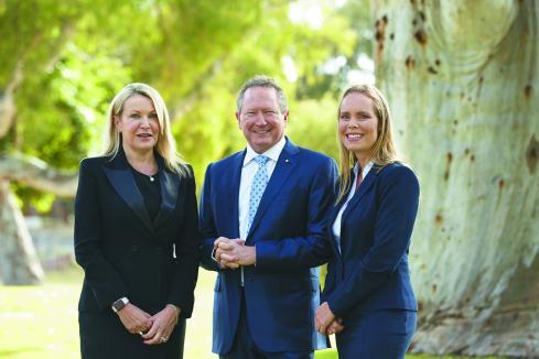 FMG makes Bloomberg gender equality index
