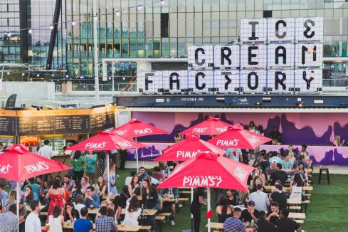 Events embrace intimate flavour