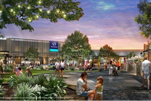 Stockland gets green light for new shopping centre