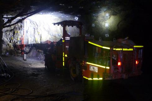 GBF secures underground contract