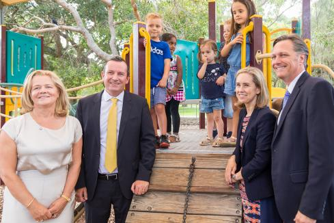$49m investment in early childhood project