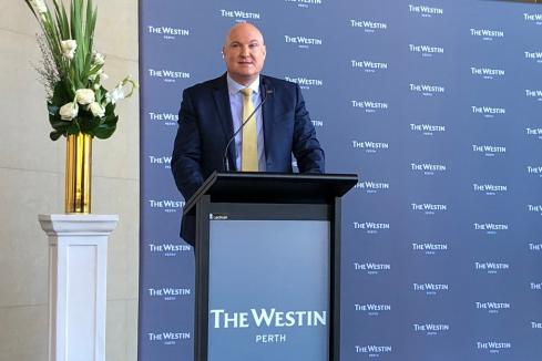 Westin Hotel opens in Perth's east end