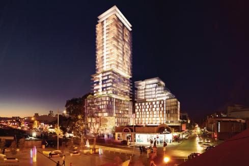 Development potential for Northbridge site