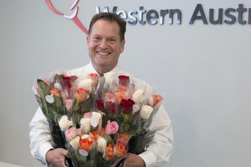 Rose sales drive funds for Cystic Fibrosis