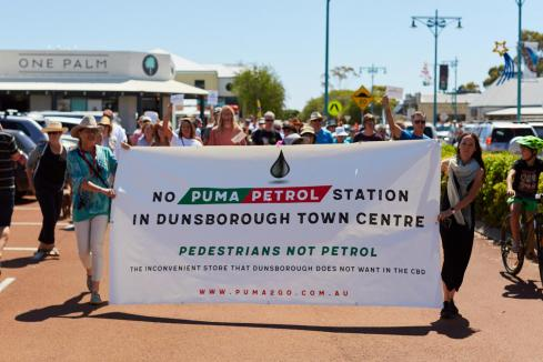 Dunsborough Puma developer has court win