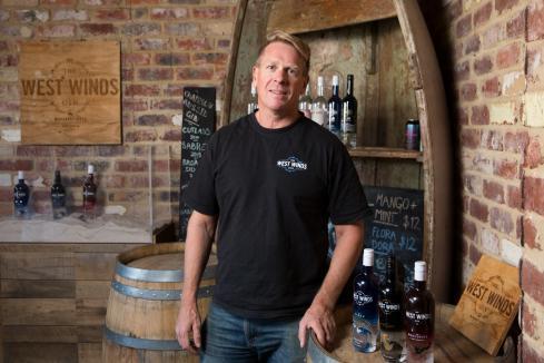 Locals develop a taste for distilling gin