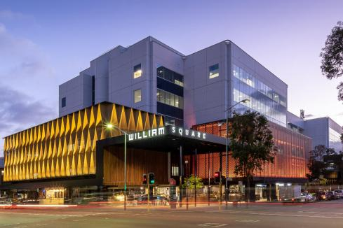 $50m William Square makeover complete