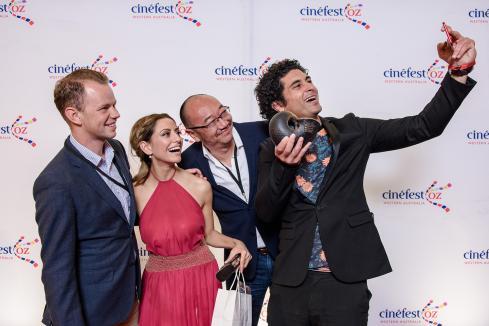 And the award goes to … CinefestOZ