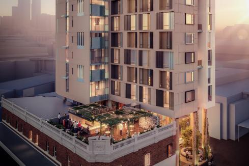 MRA backs $14m timber hotel