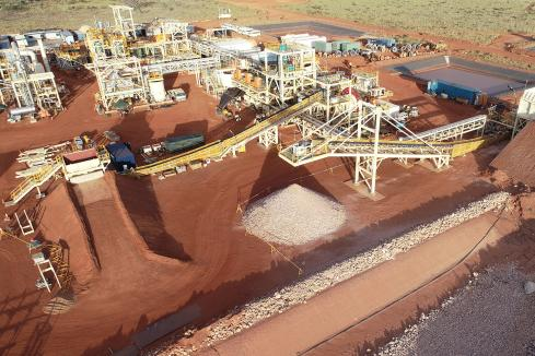 Northern Minerals opens Browns Range