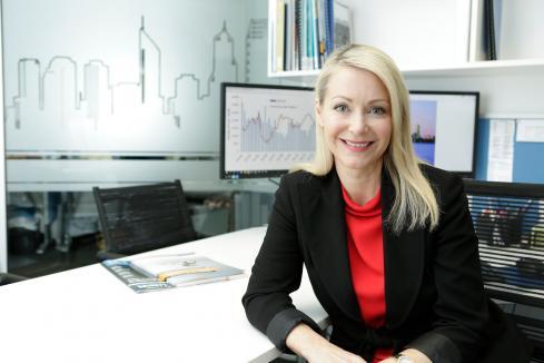 Gelavis to lead MBA, Hailes leaves UDIA