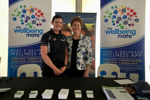 App/tech business of the week- My Wellbeing Mate