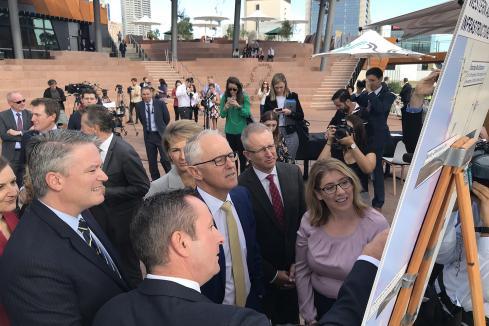 Tax cuts dead, but Turnbull bats on