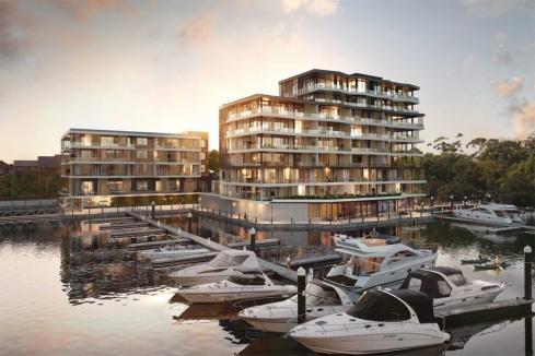 Georgiou wins $70m project