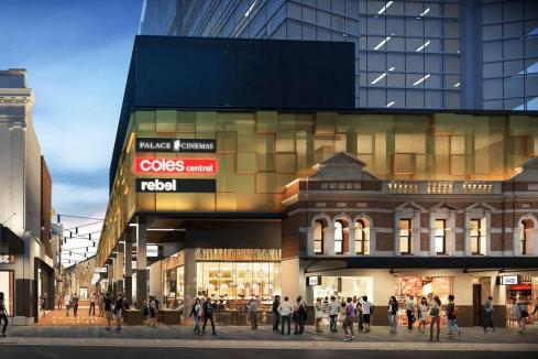 Regus takes space at new Raine Square office